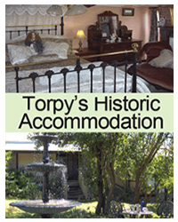 Torpy's Heritage Rooms