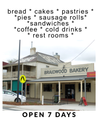 Braidwood Bakery